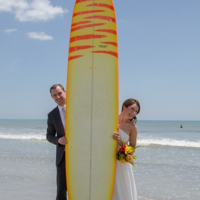 Casual Beach Weddings