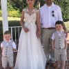 Mr & Mrs Lawrence - Married at Cypress Grove