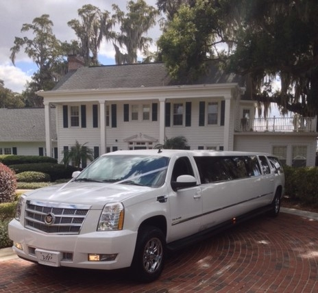 Cadillac Escalade Stretch Limo - 14 seater