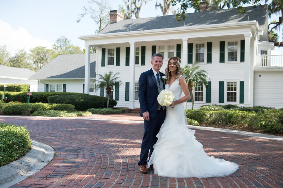 Mr & Mrs Keenan - Cypress Grove April 2018