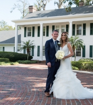 Mr & Mrs Keenan - Cypress Grove